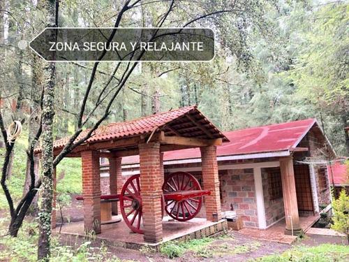 Imagen 1 de 12 de Terreno En Venta Terrenos Para Cabaña, Hermoso Bosque De Real Del Monte!