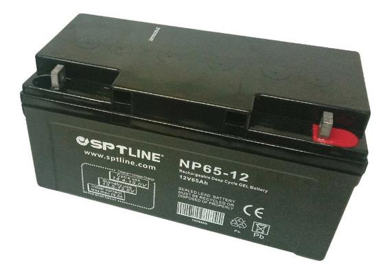 Pila Bateria 12v 65ah Ciclo Profundo Cerco Electrico Lampara
