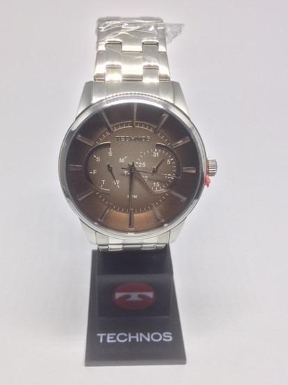 Relógio Technos Classic Grand Tech - 6p25ap/1m