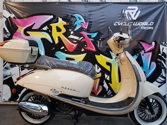 Moto Scooter Beta Tempo Arrow De Luxe 150 0km 2019 22/02