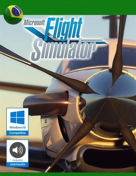 Flight Simulator Fsx Completo Em Português