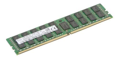 Imagem 1 de 4 de Memória Ram  16gb Ddr4 Ecc - System X - X3650 M5