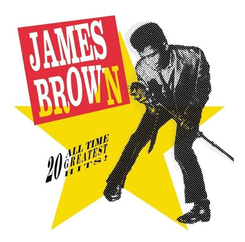 James Brown - 20 All Time Greatest Hits (vinilo Doble Nuevo)