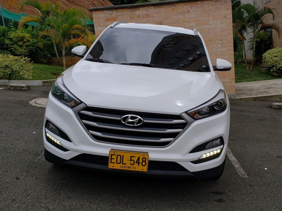 New Tucson Limited, Modelo 2019, Motor 2000cc, Automático.
