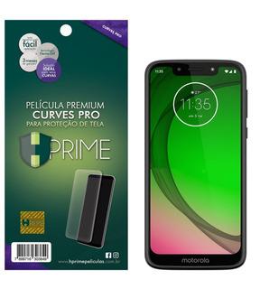 Película Premium Hprime Curves Pro Motorola Moto G7 Play