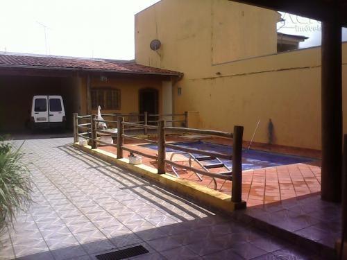 Casa Residencial À Venda, Conjunto Habitacional Pastor Arlindo Lopes Viana, Bauru - Ca0269. - Ca0269