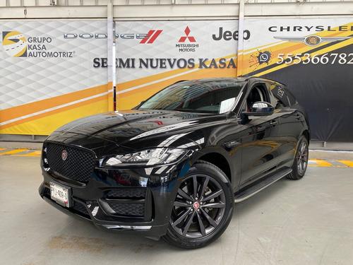 Imagen 1 de 13 de Jaguar F-pace R-sport 2019