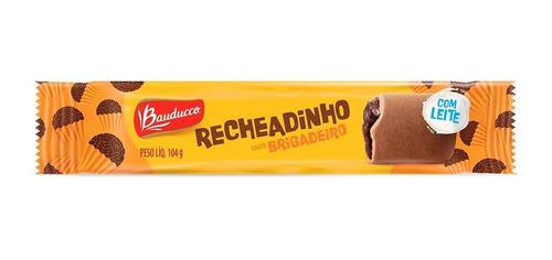 Recheadinho Brigadeiro Bauducco 104g