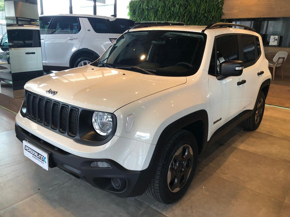 Jeep Renegade Sport 1.8 Manual Flex 2018