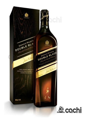 Whisky Johnnie Walker Double Black 1lt.