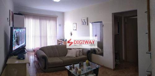 Imagem 1 de 24 de Apartamento Amplo - Ap2269