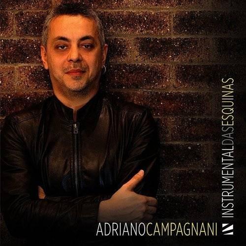 Cd Adriano Campagnani- Instrumental Das Esquinas- Original