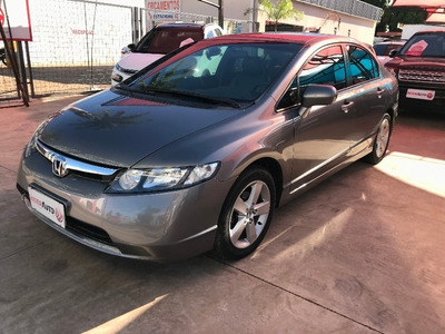 Honda Civic Lxs 1.8 At