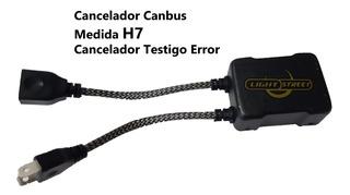 Cancelador Canbus Medida H7 Cancelador Testigo Error
