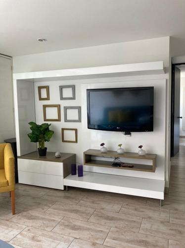 Imagen 1 de 8 de Apartamento Amoblado En Ciudad Del Rio 2 Habitaciones