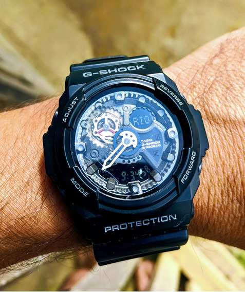 Relógio Casio G-shock Ga-300 (usado)