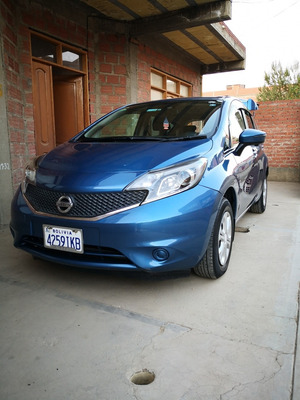 Nissan Note 2015 4wd