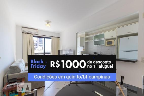 Apartamento No 10º Andar Com 1 Dormitório E 1 Garagem - Id: 892982251 - 282251