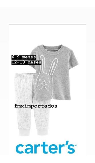 Pijama Carters Infantil Conjunto 2 Peças Original