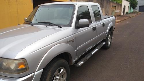 Ford Ranger 2007 3.0 Xlt Cab. Dupla 4x2 4p