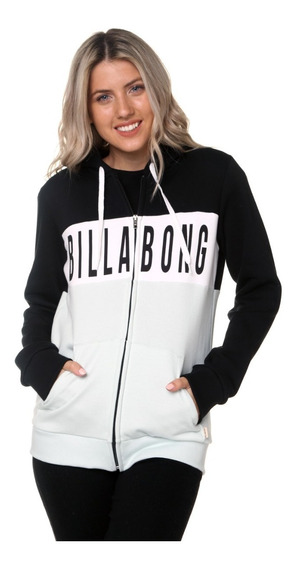 Buzo Billabong Stay Pop Panel Zip Hood 12108614