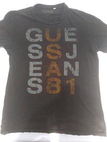 Camisa Guess Preta Original