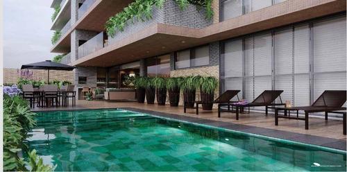 Apartamento Com 4 Dormitórios À Venda, 200 M² Por R$ 2.634.310,00 - Alto Da Glória - Curitiba/pr - Ap3333