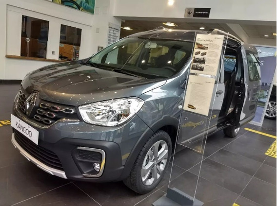 Renault Kangoo Zen 2020 0 Km Tasa 0% Ult.dias (jp)