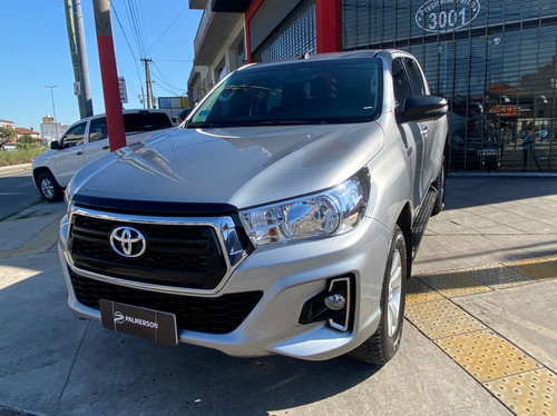 Toyota Hilux 2.4 Cd Sr 150cv 4x2 2019