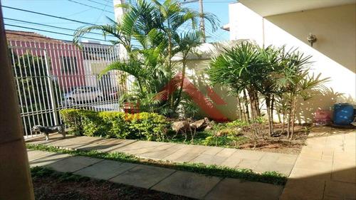 Imagem 1 de 26 de Casa Ampla Com Edicula - V372