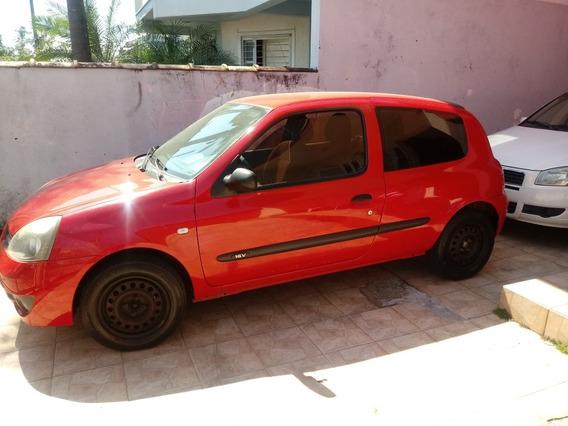 Renault Clio 1.0 16v Campus Hi-flex 3p 2009