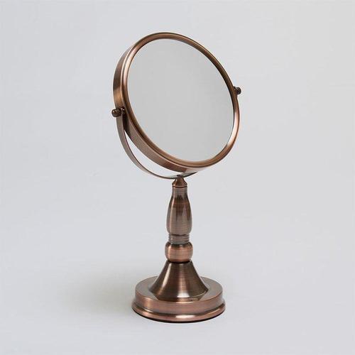 Espelho Aumento Dupla Face 1x/5x Glamour Co Com