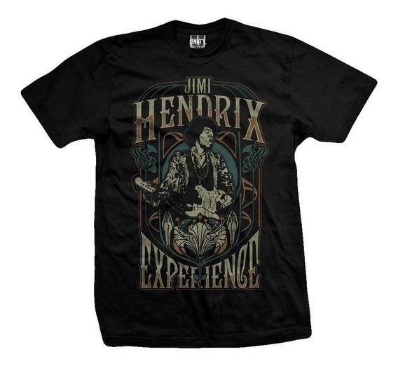 Remera Jimi Hendrix Experience