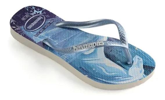 Chinelo Slim Frozen Havaianas 012184