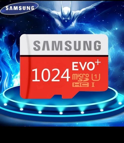 Promoção - Cartão Micro Sd Samsunng Classe 10 Memória 1 Tb