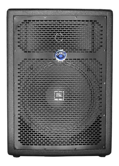 Caixa Ativa 10 Pol Usb Bluetooth Tba1000 Turbox Jbl 150w