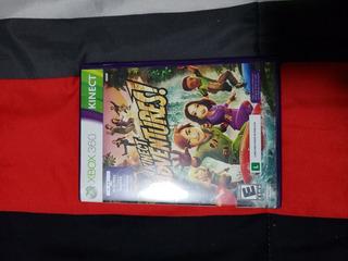 Kinect Xbox 360con Caja Y Juego Incluido