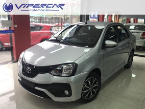 Toyota Etios Xls 2018 0km