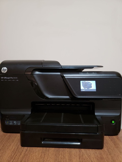 Impressora Multifuncional Hp Office Jet Pro 8600