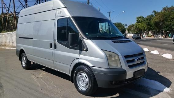 Ford Transit 2.4 Furgão Longa Teto Alto 2011