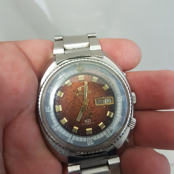Relógio Orient Kd Submarino = Flytech =seatch