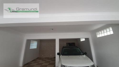 Imagem 1 de 15 de Casa Comercial Em Vila Carioca  -  São Paulo - 7173