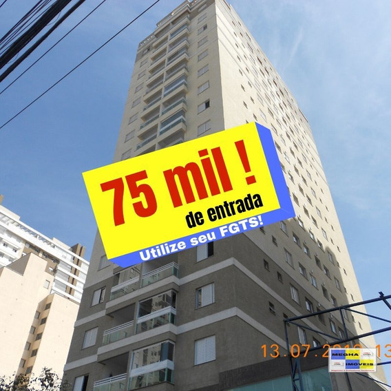 Apartamento A Venda No Bairro Vila Galvão Em Guarulhos - - 1827-1