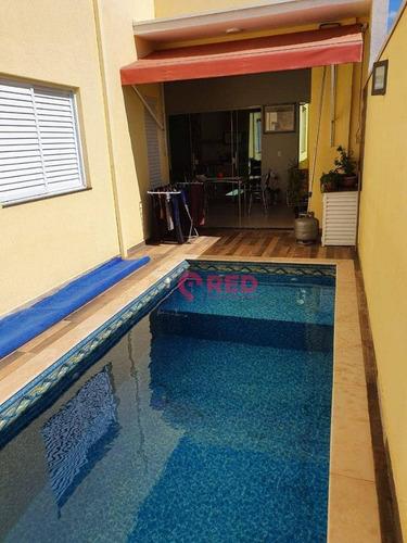 Imagem 1 de 29 de Casa Com 2 Dormitórios À Venda, 147 M² Por R$ 585.000,00 - Condomínio Reserva Ipanema - Sorocaba/sp - Ca0567