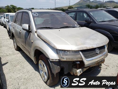 Imagem 1 de 2 de Sucata De Suzuki Grand Vitara 2011 - Retirada De Peças