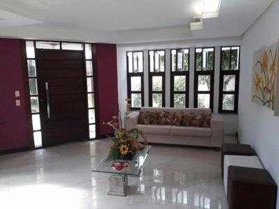 Casa 3 Quartos Para Aluguel No Cond. Quinta Do Candeal - Ca0005 - 4810574