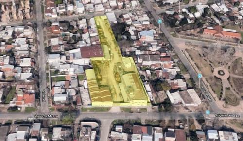 Imagen 1 de 19 de Depósitos De 1358m2 Cubiertos Sobre 3729m2 De Terreno Zonificación I4