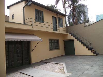 Casa Em Pinheiros, São Paulo/sp De 200m² 3 Quartos À Venda Por R$ 2.300.000,00 Ou Para Locação R$ 7.000,00/mes - Ca170939