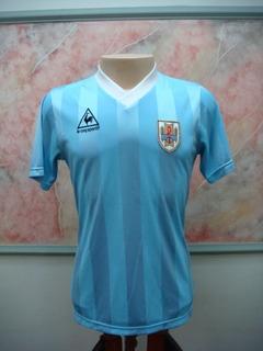 Camisa Futebol Uruguai Seleção Lc Sportif Jogo Antiga 1931