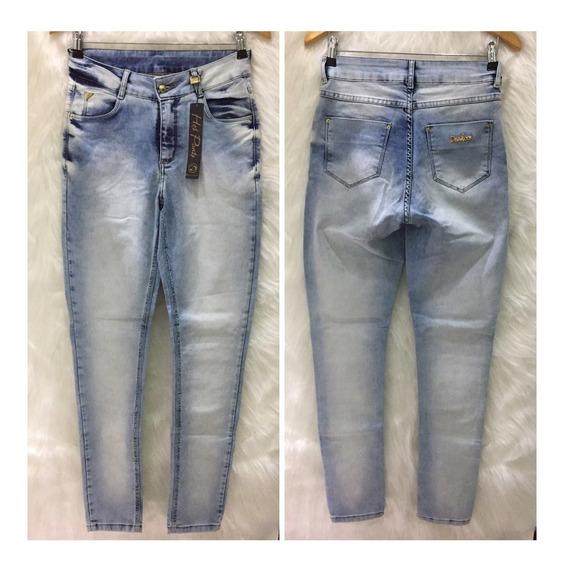 Calça Plus Size Feminina Darlook Jeans Promoção